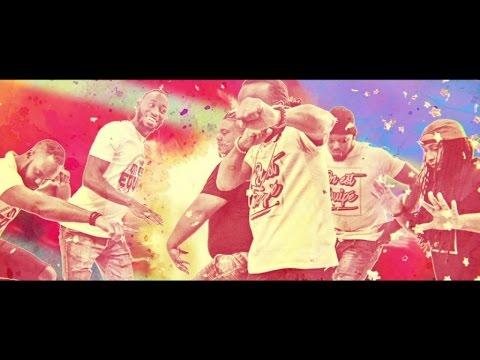 KeBlack & Naza (ft. Dj Myst, Hiro, Jaymax & Youssoupha) - On Est Équipé (remix)