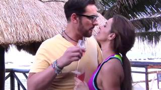 "Miguel Varoni y Catherine Siachoque ""Bum Bum"" Qi Club Video 2"