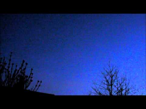 ISS Sighting over Bristol (International Space Station)
