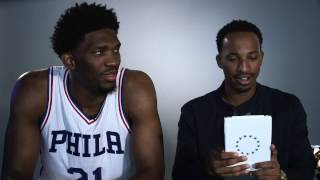 Get To Know | Joel Embiid