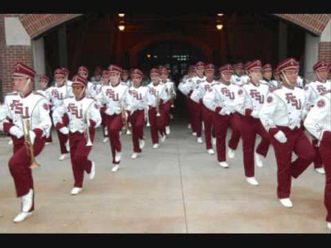 FSU Marching Chiefs - Seminole Uprising