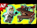 ZANE & HIDDEN SWORD 30086 Lego Ninjago Stop Motion Set Review