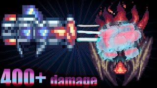 terraria crazy buffed up SHPC vs Supreme Calamitas and vanilla bosses