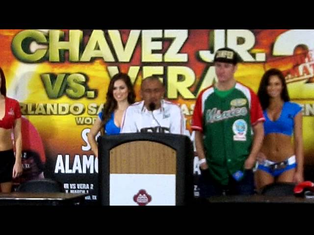 "Orlando Salido ""I'm ready to fight the champions at 130"""