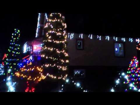 Najbardziej oświetlony dom w Szklarach Music Videos