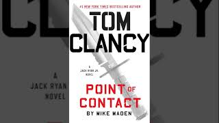 Tom Clancy Point of Contact #2 Audiobook