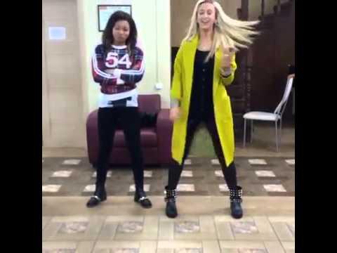 Ольга Бузова и Леберж Танцуют! Дом2