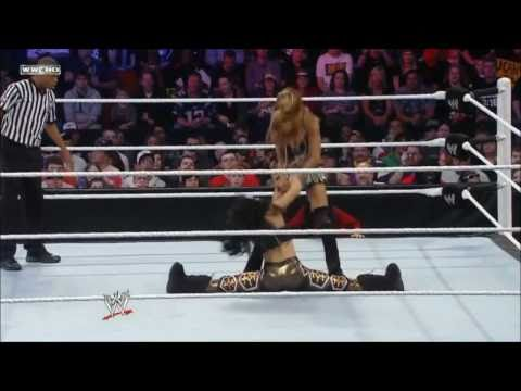 Top Ten Moves Of Wwe's Melina (2010 Edition) video