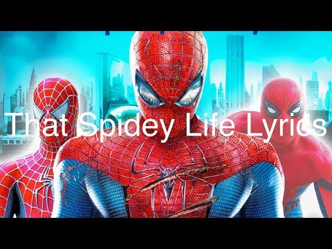 Spidey Life Lyrics