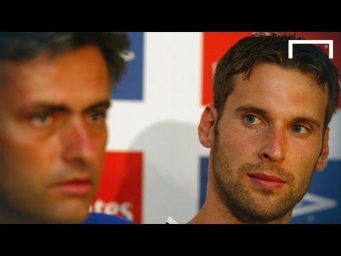 Cech & Ba praise Mourinho