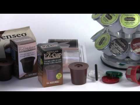 EZ-Cup Review (Part 4: Make you own Keurig Coffee)
