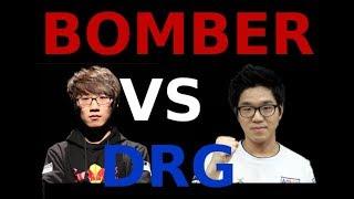 Bomber vs DongRaeGu - EPIC SHOWMATCH - Best of Nine - Starcraft 2