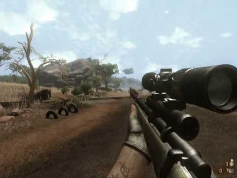 Far Cry 2 Weapons Far Cry 2 All Weapons