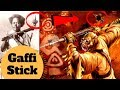 Tusken Raider Staff Weapon - Gaderffi aka Gaffi Stick Lore - Star Wars Weapons Explained