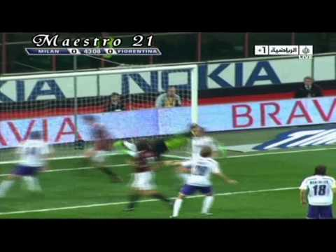 Highlights AC Milan 1-0 Fiorentina - 1/5/2010 Video