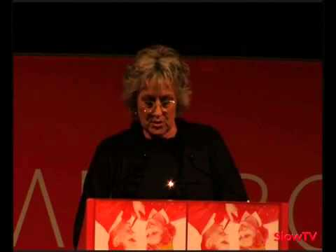 Germaine Greer's Keynote Address on Rage. Melb Writers Festival