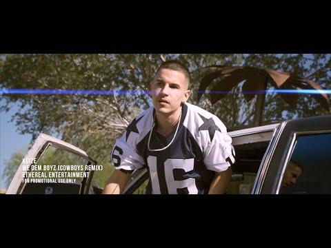 Keize Montoya - We Dem Boyz (Cowboys Remix) Music Video