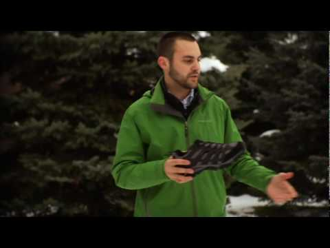 Video: Men's Moab GORE-TEX Hiking Shoe