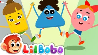 Being Different - Little BoBo Nursery Rhymes | Flickbox Kids Songs | Diversity