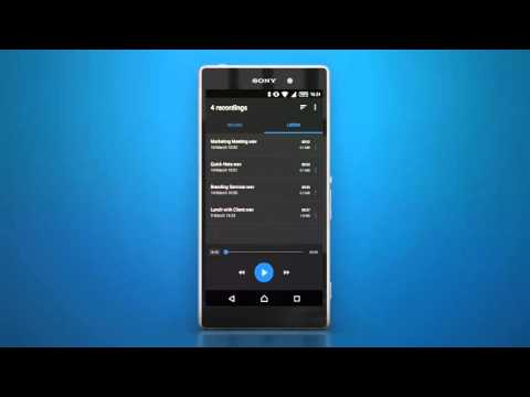 voice recording software for android free