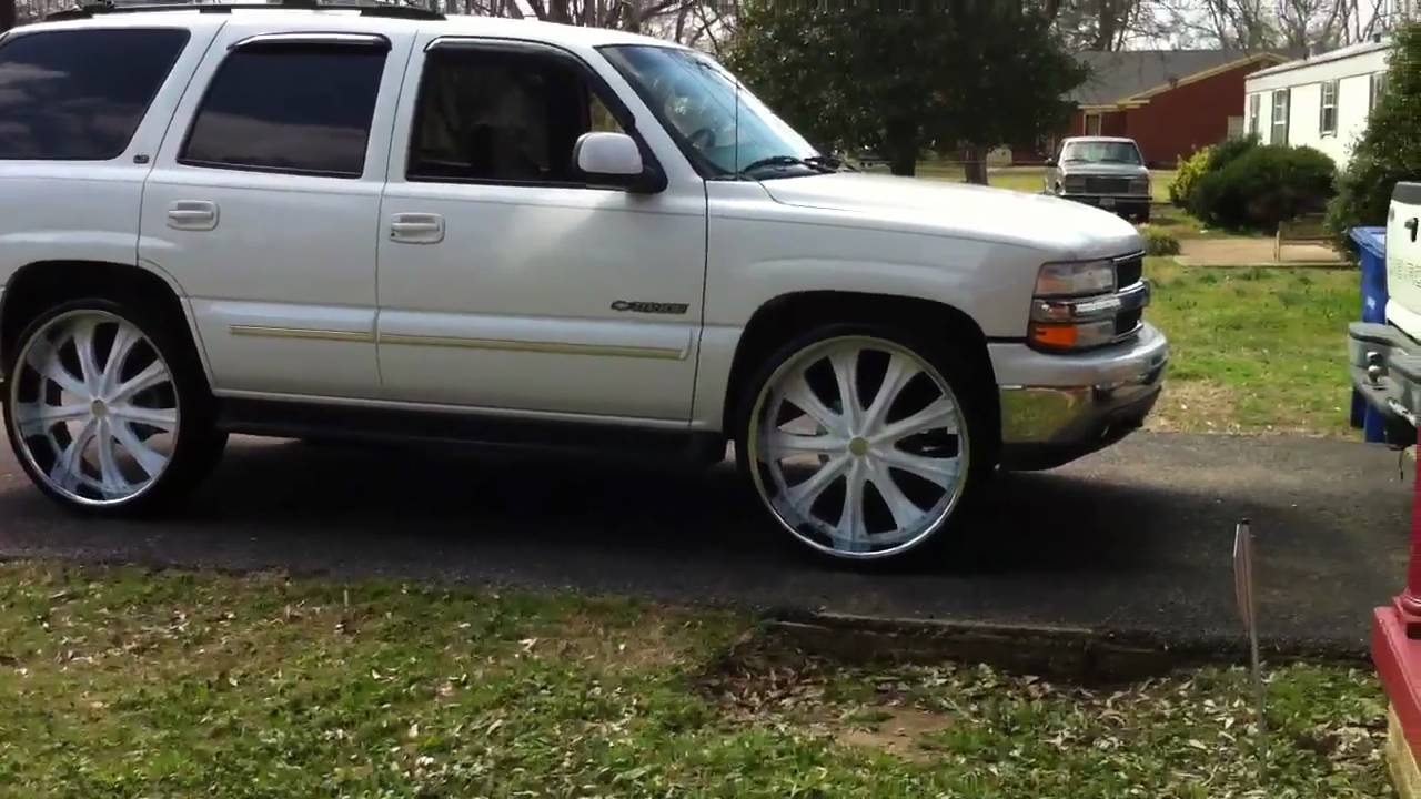 tahoe 26s 24s 28s charger mustang 9y