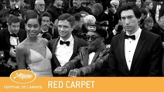 BLACKKKLANSMAN - Cannes 2018 - Red Carpet - EV