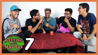 Meeting With Machas (Ep. 7) - FLIRTING!