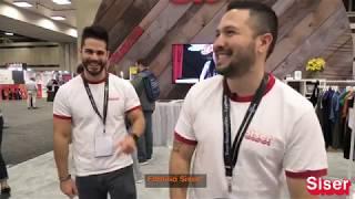 Team Siser en Printing United 2019