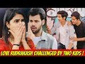 TEENAGERS VS ADULTS ( Love And Khushi Challenged By Two Kids) ! thumbnail