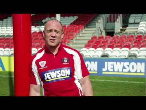 Gloucester do an All Blacks Skills style video - Gloucester do an All Blacks Skills style video