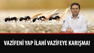 Dr. Ahmet Çolak - Vazifeni Yap İlahi Vazifeye Karışma ( Lem'alar - 17. Lem'a - 13. Nota )