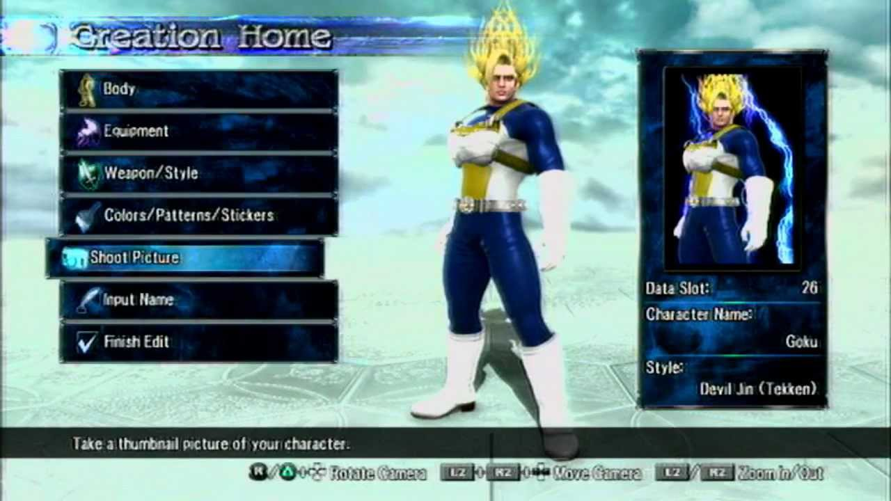soul calibur 5 character creation world of fantasy my created