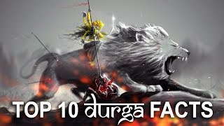 DURGA Hindu Mythology : Top 10 Facts