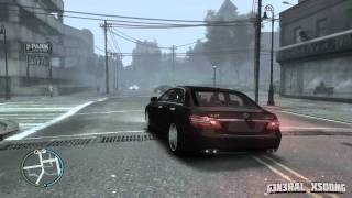 Mercedes Benz E63 AMG Review Test Drive On GTA IV Car Mod Pack Cardommer 3 +Download Link.wmv
