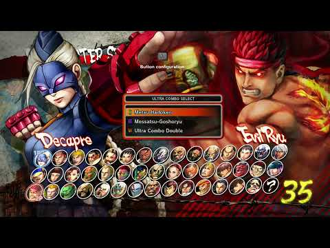 ASURA'S STREET FIGHTING WRATH: Ultra Street Fighter 4 PC Mod