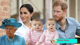 Harry and Meghan news: Queen hospitalized for the twins shock!