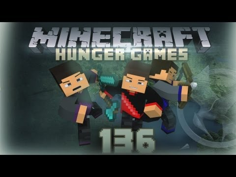 Minecraft: Hunger Games - Game 136 - Danny = Notch?! w/ MinecraftUniverse