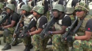 Nigerian airforce special forces