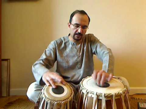 Tabla Lesson - Teen Taal video