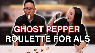 GHOST PEPPER ROULETTE FOR ALS