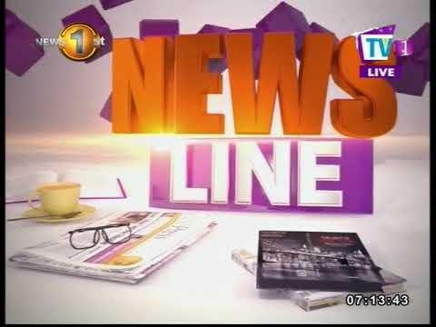 news line tv1 22nd d|eng