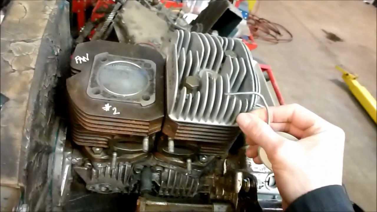 Subaru 360 hot rod engine build - YouTube