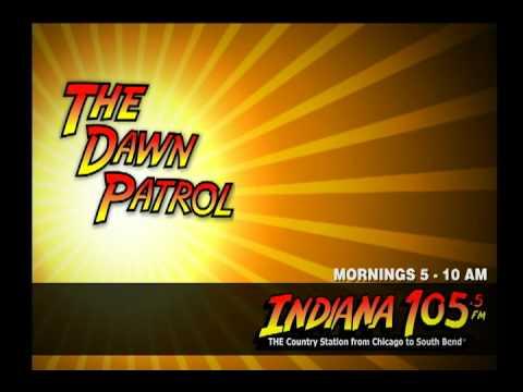 WLJE Dawn Patrol Promo - Mornings 5-10 on Indiana 105