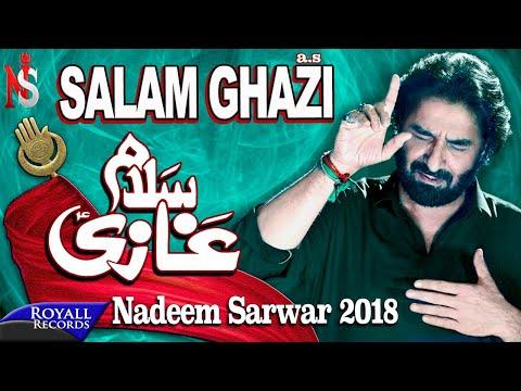 Nadeem Sarwar | Salam Ghazi | 2018 / 1440