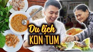 ĐẶC SẢN KON TUM LẠ QUÁ! Du lịch Tây Nguyên Việt Nam