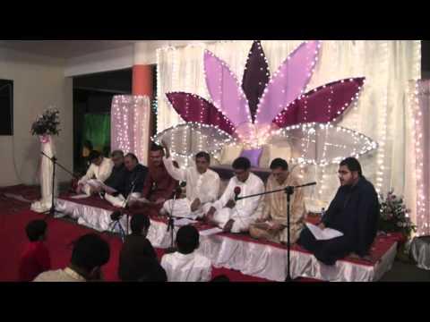 Abbas Tere Dar Sa.  Anjuman-e-sakina, Mombasa video