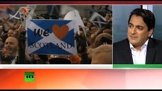 Эксперт: Шотландия оказалась расколота надвое