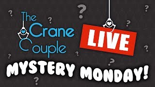 LIVE Mystery claw machine Monday ping pong dropper giveaway!