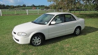 1998 Mazda Familia Sedan $1 RESERVE!!! $Cash4Cars$Cash4Cars$ ** SOLD **