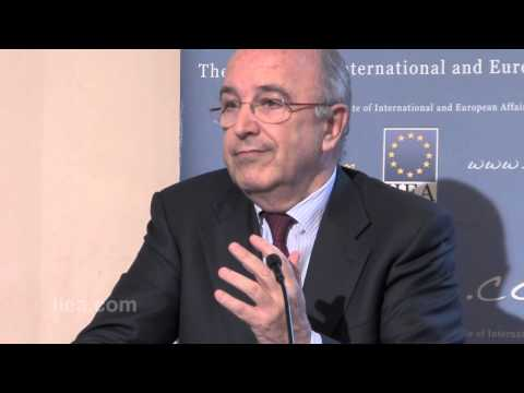 Joaquin Almunia - The Single Resolution Mechanism and Competition Law - 05 December 2013